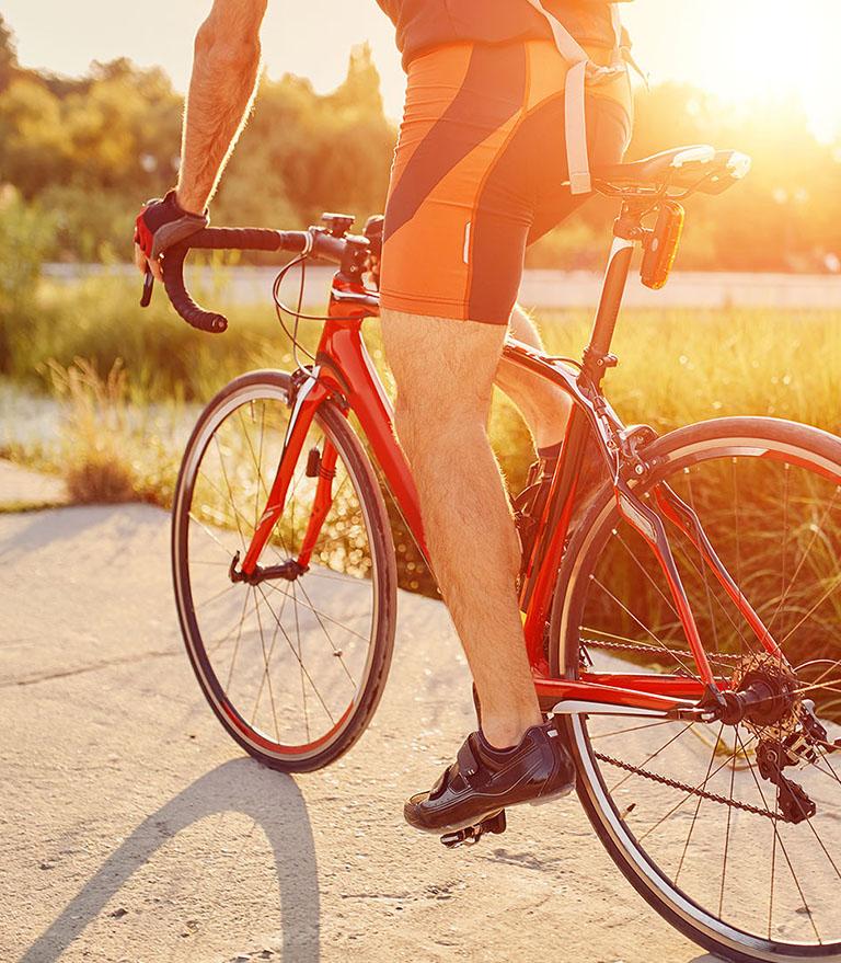Funktionals Bikefitting therapie