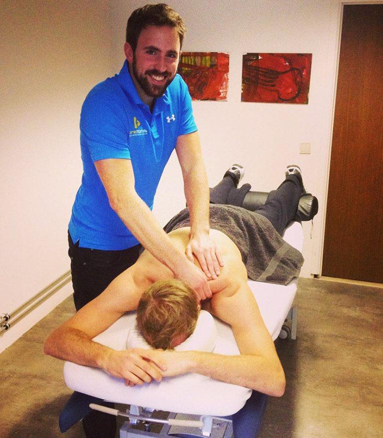 Manuele therapie Antwerpen